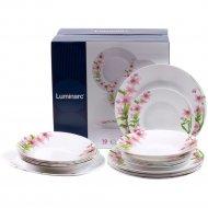 Набор посуды «Luminarc» Muguet, 19 предметов