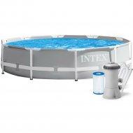 Каркасный бассейн «Intex» Prism Frame, 26702