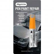 Подкрашивающий карандаш «MagicLine» серебристый, 10 мл.