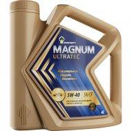 Масло моторное «Rosnef» Magnum Ultratec, 5W-40, 4л.