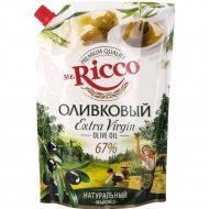 Майонез «Mr.Ricco» оливковый, 67%, 800 мл