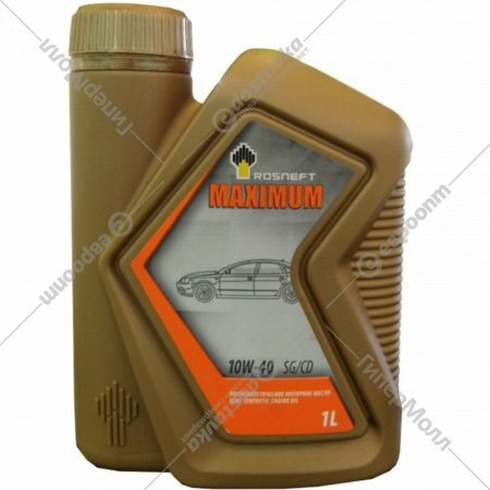Масло моторное «Maximum» 10W-40, 1 л.