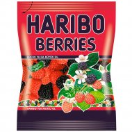 Жевательный мармелад «Haribo» ягоды, 80 г.