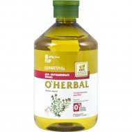 Шампунь «O'HERBAL» для окрашеных волос, 500 мл