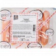 Сосиски из мяса птицы «Троицкие» высшего сорта, 1 кг., фасовка 0.5-0.7 кг
