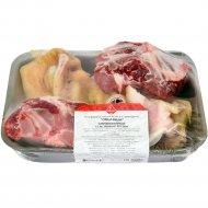 Полуфабрикат мясной из мяса, субпродуктов «Обычный» замороженный, 1 кг