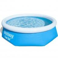 Надувной бассейн «Bestway» Fast Set, 57268