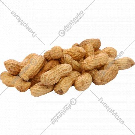 Арахис жареный в кожуре 1 кг., фасовка 0.3-0.4 кг