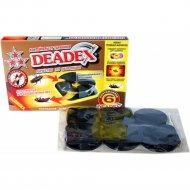 Средство инсектицидное от тараканов «Deadex» контейнер, 6 шт.