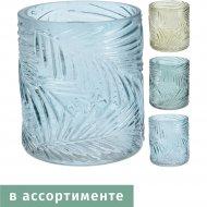 Подсвечник «Belbohemia» 990423, 8x9 см