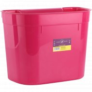 Контейнер для мусора пластмассовый подвесной, 28 х 17 х 21 см