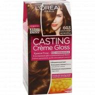 Краска-уход «Casting Creme Gloss« молочный шоколад 603.