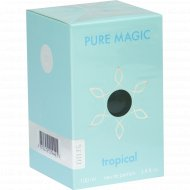 Туалетная вода для женщин «Pure Magic Tropical» 100 мл.