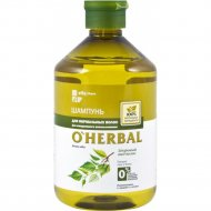 Шампунь «O'HERBAL» для нормальных волос, 500 мл
