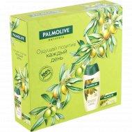 Набор «Palmolive» Натурэль, крем-гель для душа, 250 мл + мыло, 90 г