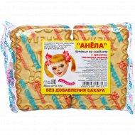 Печенье на сорбите «Анела» с ароматом топленого молока, 375 г.