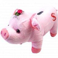Мягкая игрушка «Свинка».