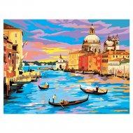 Холст с красками «Венеция» 30х40 см.