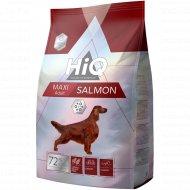 Корм сухой «HiQ Maxi Adult Salmon» для собак крупных пород, 11 кг.