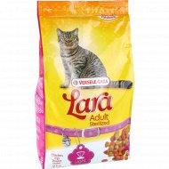Корм для кошек «Lara» курица, 2 кг.