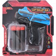 Оружие игровое «Бластер 6-зарядный».