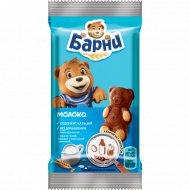 Пирожное бисквитное «Медвежонок Барни» с молочной начинкой, 30 г.