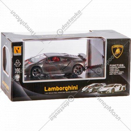 Машина «Ламборджини».