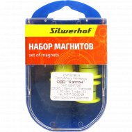 Набор магнитов «Silwerhof» 12 шт.