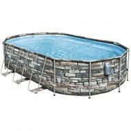 Каркасный бассейн «Bestway» Power Steel Swim Vista, 56719