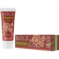 Зубная паста «R.O.C.S.» Junior шоколад и карамель, 74 г.