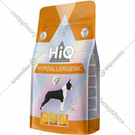Корм сухой «HiQ Hypoallergenic» для собак, 1.8 кг.