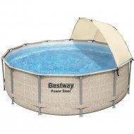 Каркасный бассейн «Bestway» Steel Pro Max, 5614V