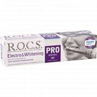 Зубная паста «R.O.C.S.»Electro Whitening, 135 г.
