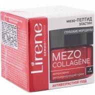 Крем ночной «Mezo-collagene» восстанавливающий плотность кожи, 50 мл.