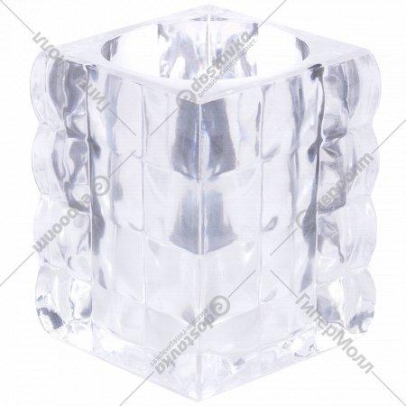 Подсвечник «Belbohemia» VZ1106, 6x6x8 см