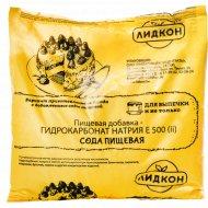 Сода пищевая «Лидкон» 300 г.