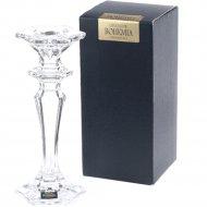Подсвечник «Crystalite Bohemia» Luxor, 21 см
