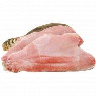 Рыба свежемороженая «Филе карпа» 1 кг., фасовка 0.8-1.2 кг