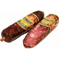Сыровяленое колбасное изделие «Бужоле» 1 кг., фасовка 0.2-0.3 кг