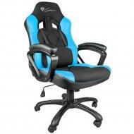 Кресло компьютерное «Genesis» NITRO 330, NFG-0782 Gaming Black-Blue.
