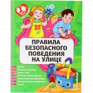 Книга «Правила безопасного поведения на улице» Василюк Ю.С.