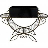 Мангал металлический «Dudo» Калифорния, МА-1/2
