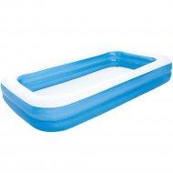 Надувной бассейн «Bestway» Rectangular Family, 54150