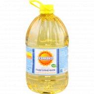 Масло подсолнечное «КАМАКО» рафиниррованное, 5 л.