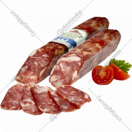 Колбаса салями «Пуховичский гостинец» высшего сорта, 1 кг., фасовка 0.3-0.35 кг
