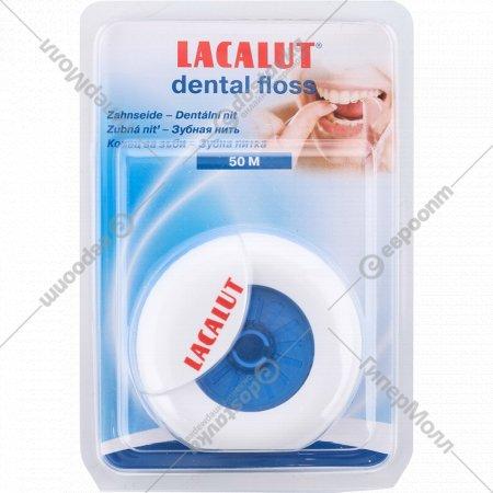Зубная нить «Lacalut dental» 50 м