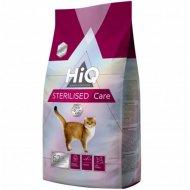 Корм сухой «HiQ Sterilised care» для кошек после стерилизации, 400 г.
