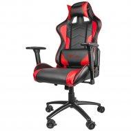 Кресло компьютерное nitro «Genesis» NFG-0785 Gaming Black-Red.
