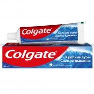 Зубная паста «Colgate» Крепкие зубы, 100 мл.