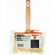 Кисть плоская «Alpina» Burste, 12х3 см